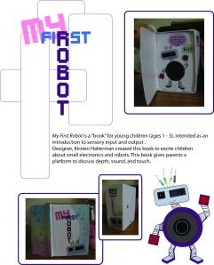 MyFirstRobot