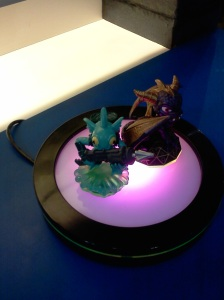 Skylanders: Spyro's Adventure figures