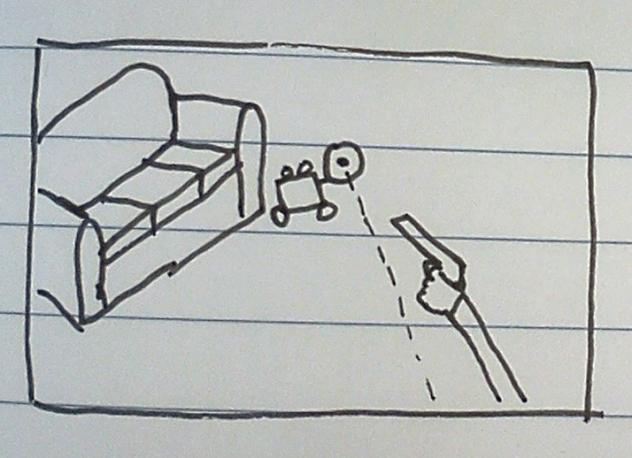 Robotic Lazer Tag
