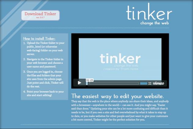 TinkerCMS.com