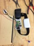 1st hack wires solderd