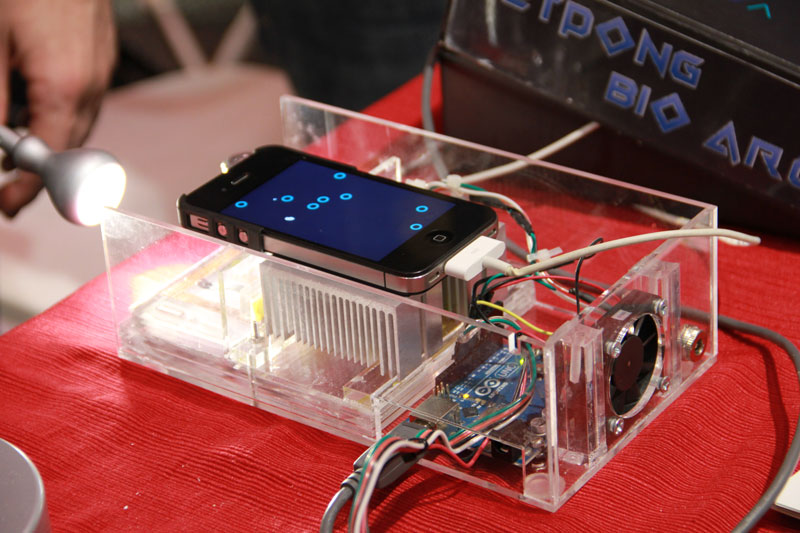 Maker Faire Report – 3 Interesting Arduino Projects | Making Toys